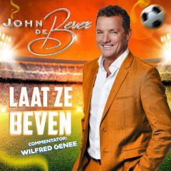 JOHN DE BEVER - LAAT ZE BEVEN - Cover.def