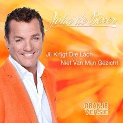 John de Bever - Jij Krijgt Die Lach Oranje - aug. 2017