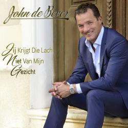 John de Bever - Jij Krijgt Die Lach... Album - Cover