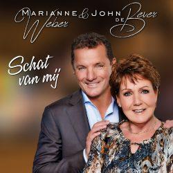 John de Bever & Marianne Weber - Schat Van Mij - Cover maart 2019