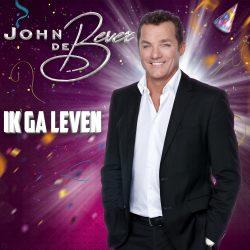 John de Bever - ik Ga Leven - April 2021 - Cover